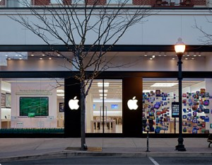Apple Store Clarendon