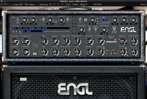 ENGL FX Rack