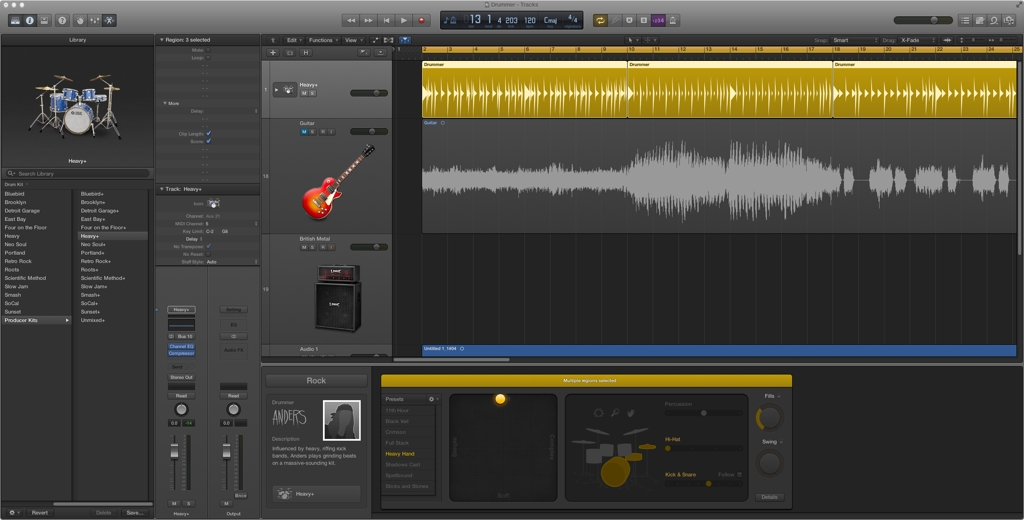 logic pro x reverse audio greyed out
