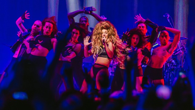 Photo Credit: iTunes Festival, London 2013