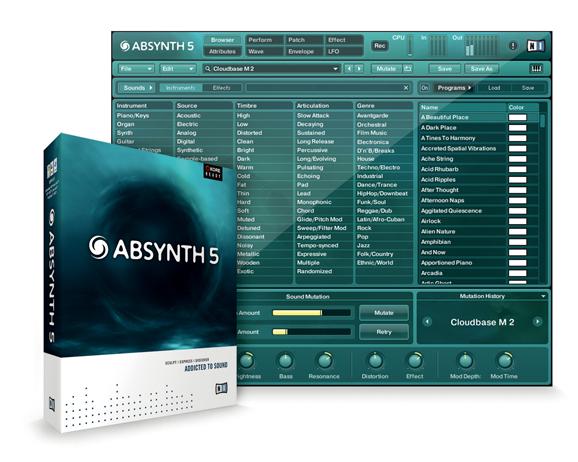 Absynth 5