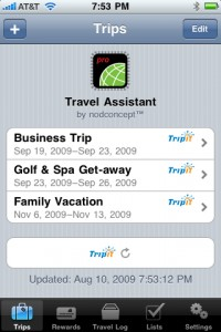 Travel Assistant Pro 3.0