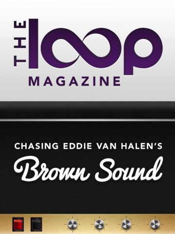 The Loop issue 9 grey gradient
