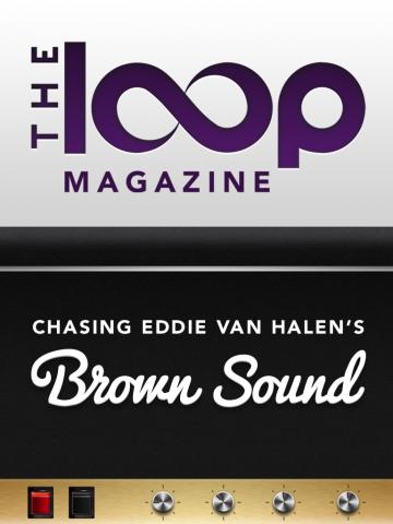 The Loop issue 9 grey gradient