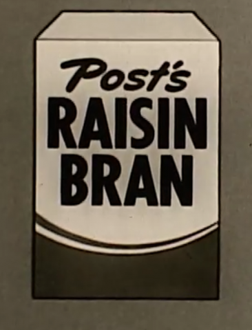 Classic Raisin Bran Commercial