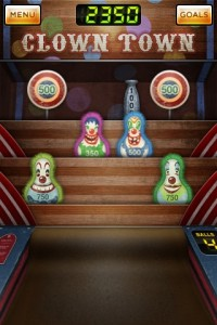 Clown Town, in Ramp Champ