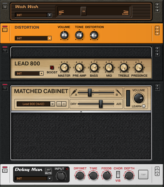 using guitar rig 3 to create a slash style guitar tone. Black Bedroom Furniture Sets. Home Design Ideas