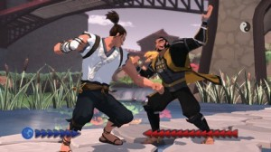 karateka screen