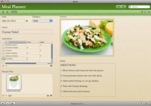 Free Bento 3 Family Organizer works with Mac, iPhone, iPad
