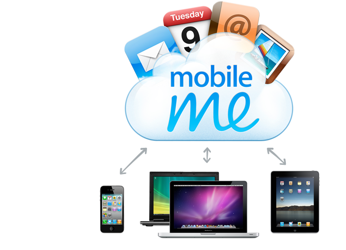 About this new MobileMe service